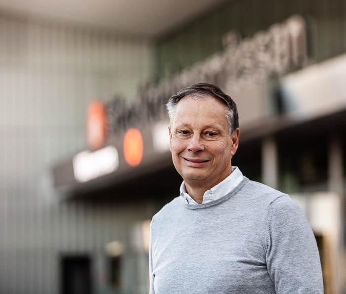 Christian Clemens ny vd för Stockholmsmässan