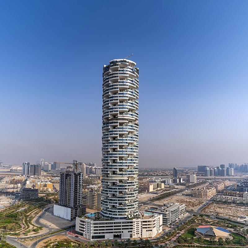 FIVE Jumeirah Village Dubai - Hotell - UAE