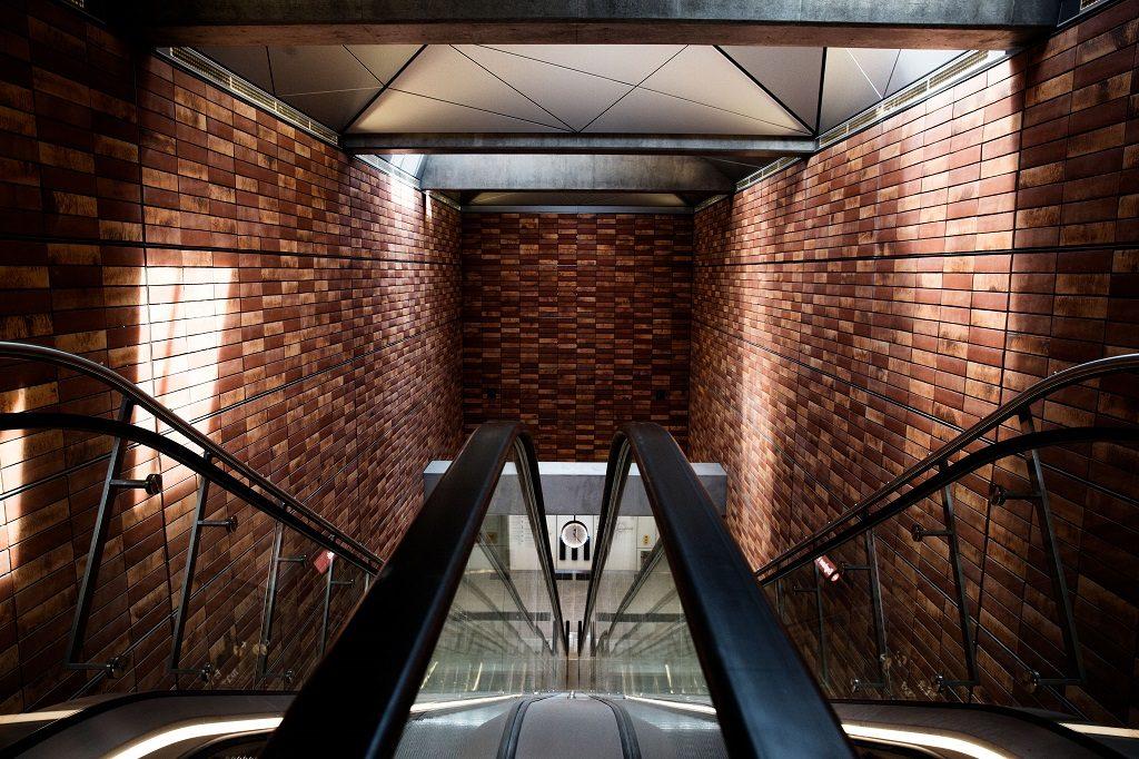 Metro - København - Enghave Plads Station