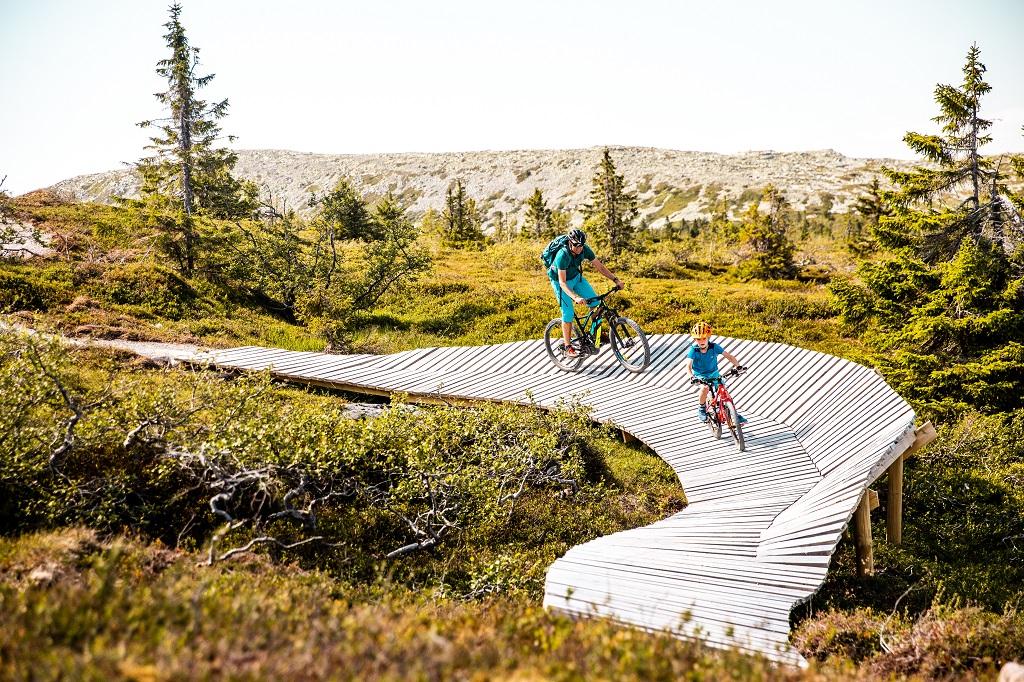 Trysil - Stisykling - Bike arena - 2019