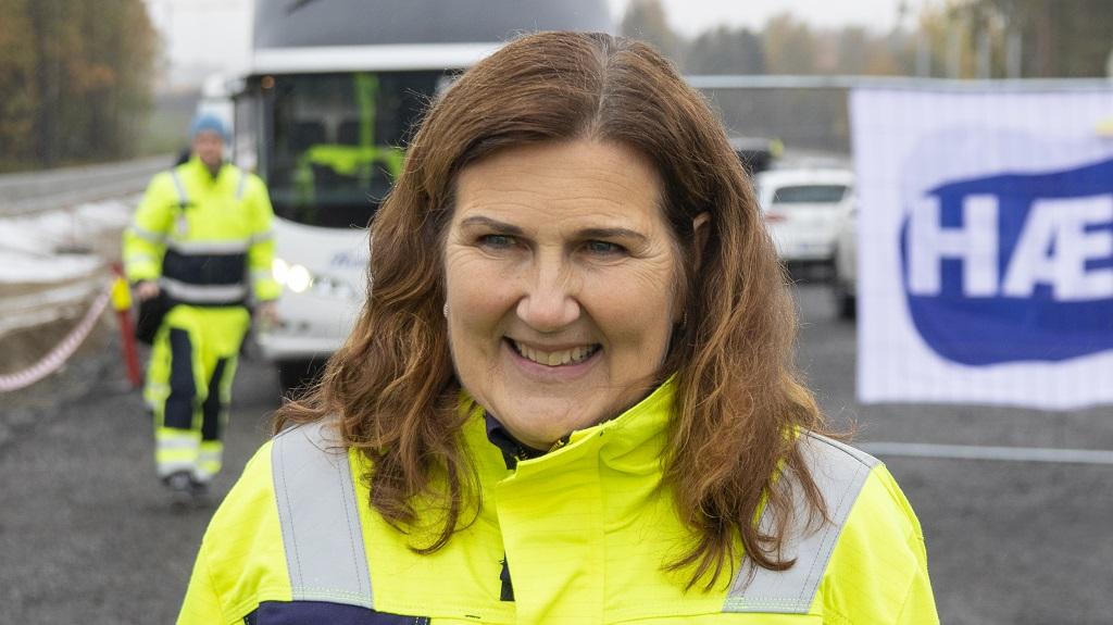 Ingrid Dahl Hovland - Direktør - Nye Veier AS - Statens vegvesen