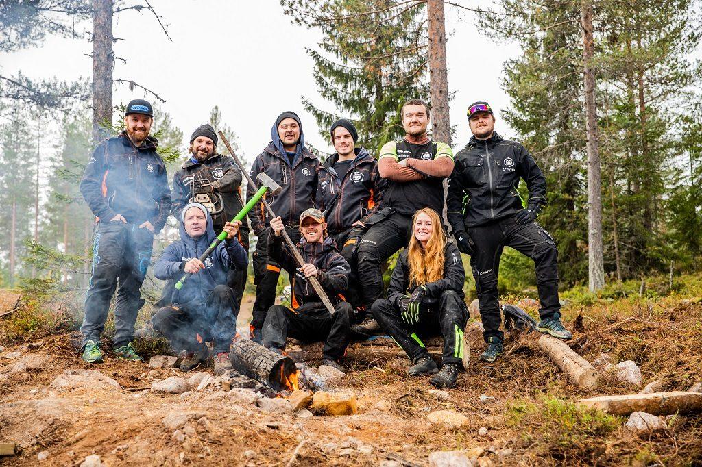 Gullia - Trysil - Sykkelstibyggere - 2019