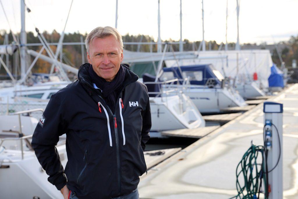 Atle C. Strøm - produktsjef - If forsikring