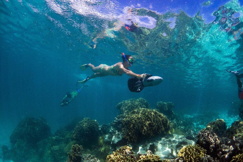 Cook Island - Sydhavsøyer - Stillehavet - dykking - Marinepark
