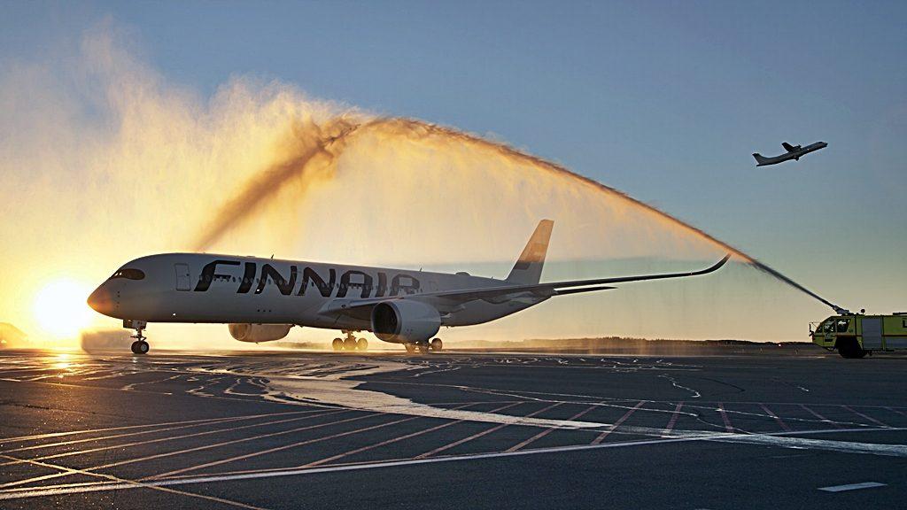 Finnair - Airbus A 350 XWB - langdistansefly
