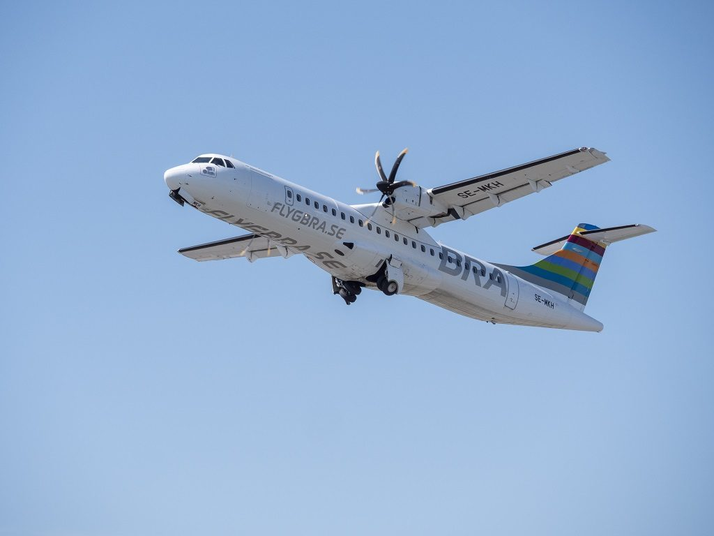 BRA - Braathens - ATR 72 - Turboprop