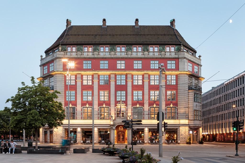 Amerikalinjen - Hotel - Oslo