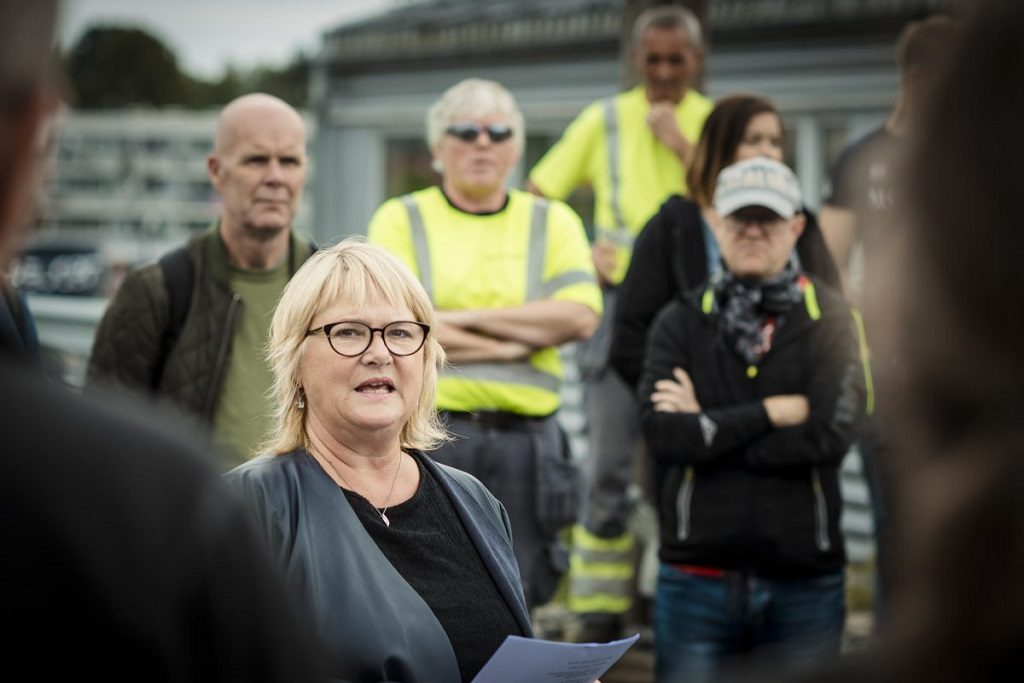Jane Brekkhus Sæthre - Norsk Jernbaneforbund
