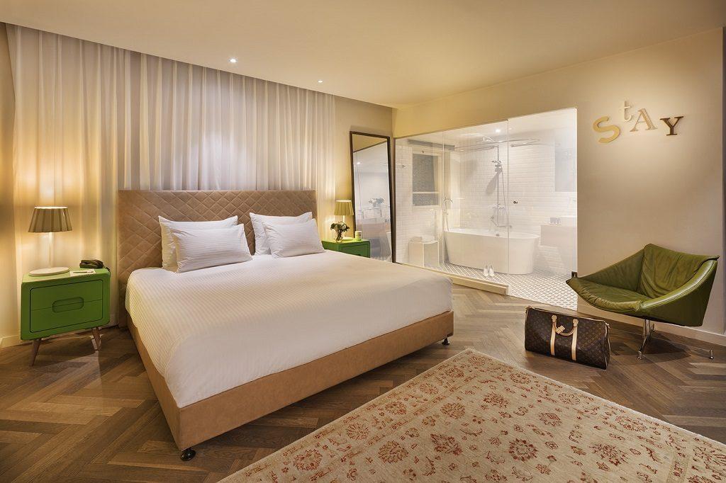 Shenkin Hotel - Tel Aviv - Jaffa - Israel
