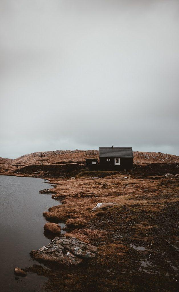 Færøerne - Natur- Atlanterhavet