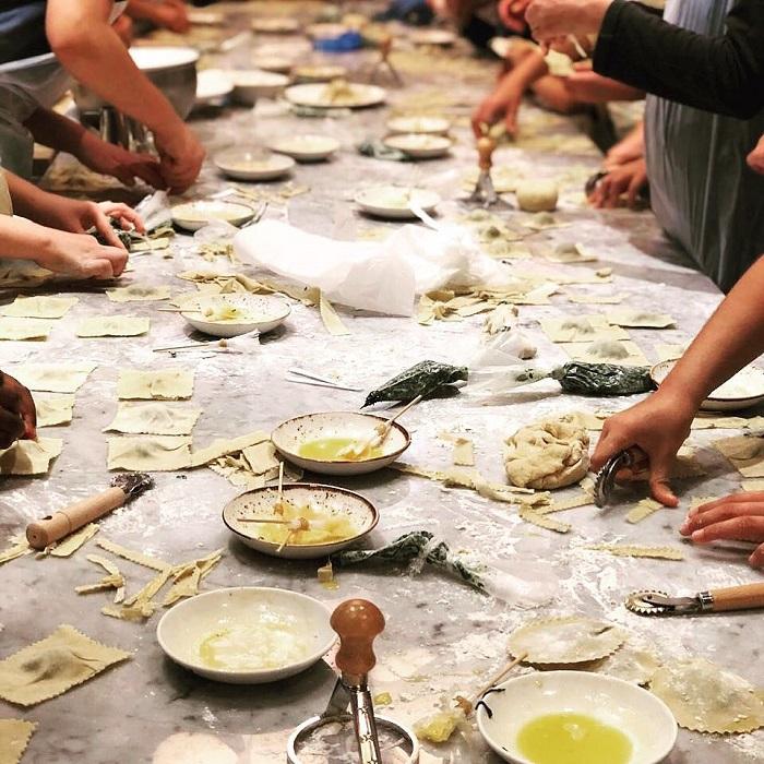 Carluccios - italiensk restaurant - Dubai