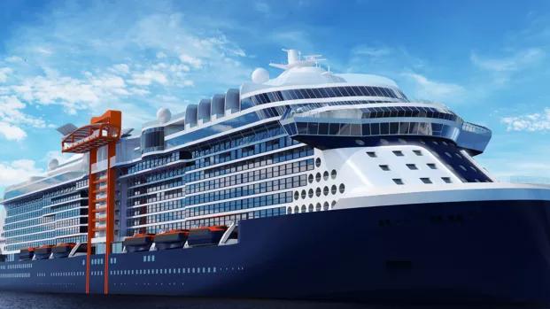 Celebrity Apex - cruiseskip - Celebrity Cruises - RCCL - RCL