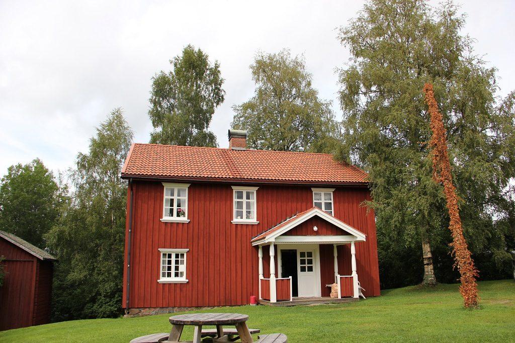 Frammegården - Värmland -Sverige
