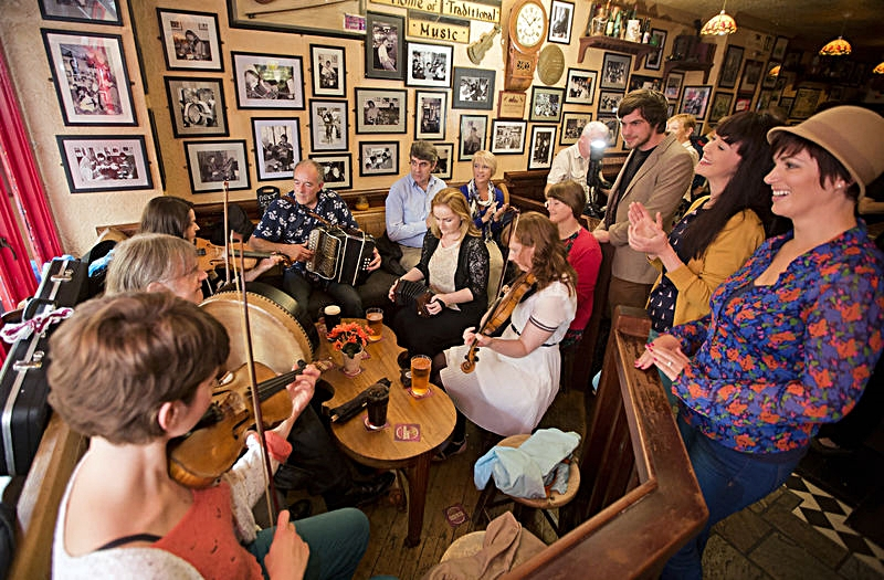 Pub - Musikk - Galway - Irland - Lonely Planet