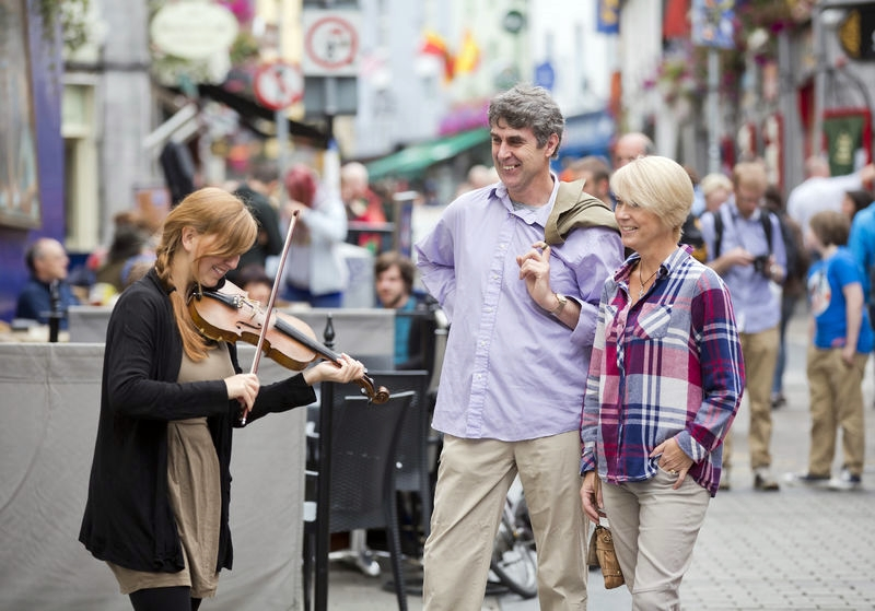 Gatemusikkant - Galway - Irland - Lonely Planet