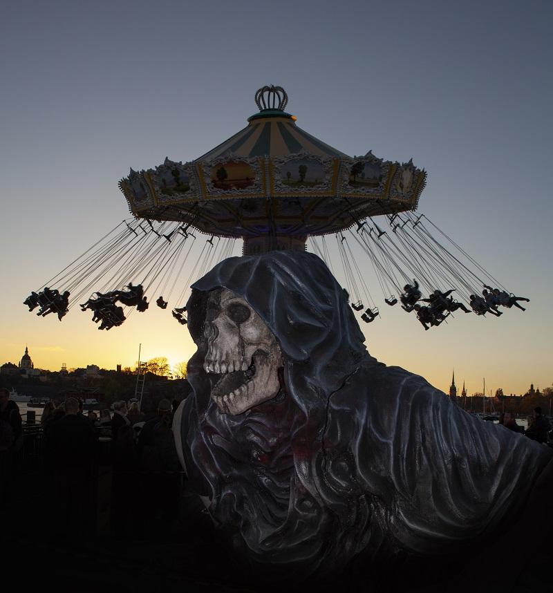Halloween - Gröna Lund - Stockholm - Sverige