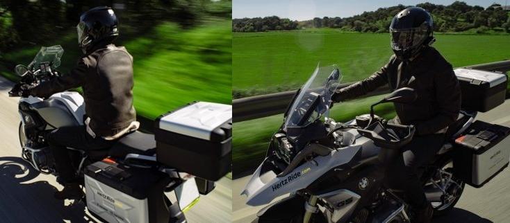 Hertz-Ride - Motorsykkelutleie