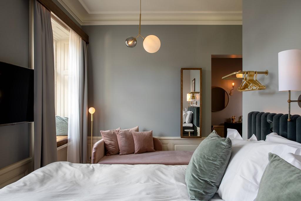 Hotel Frantz - Stockholm - Deluxe rom