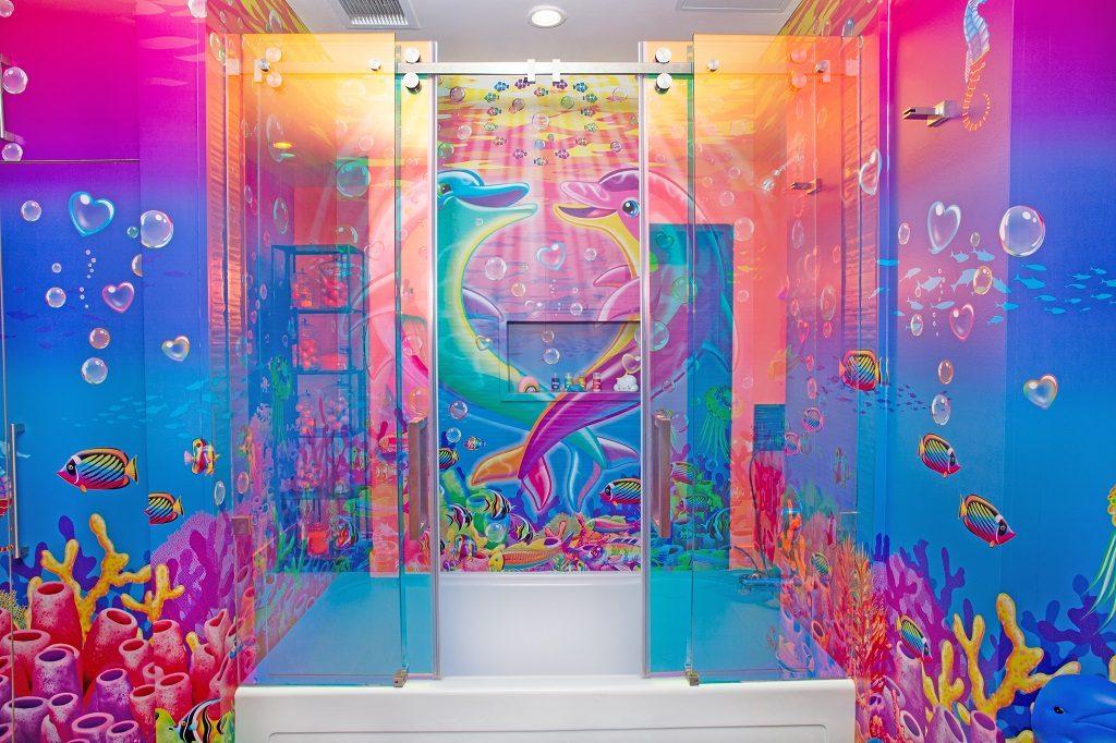 Hotels.com - Lisa Frank leilighet - Los Angeles - bad/dusj