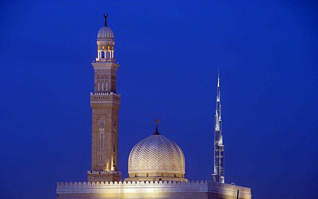 Jumeirah moskeen - Dubai