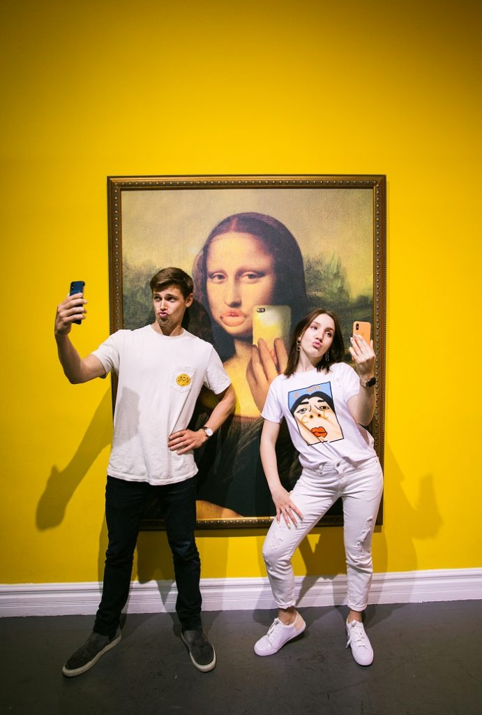 Museum of Selfies - Hollywood - Las Vegas - USA