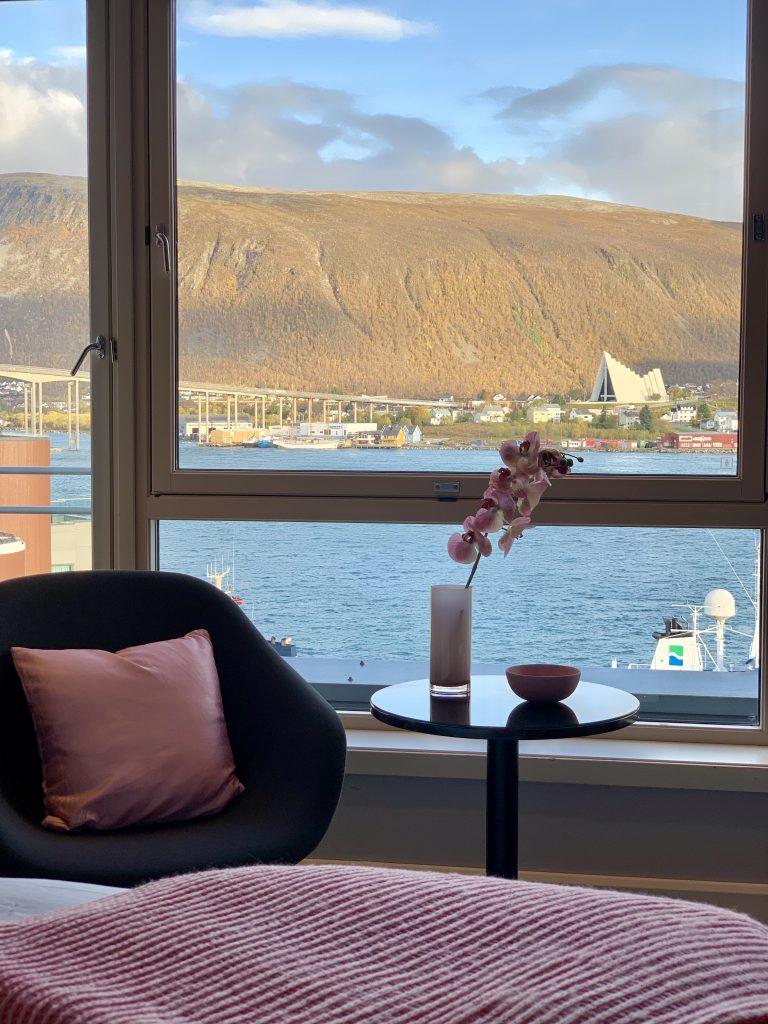 Radisson Blu Hotel, Tromsø - rosa måned - oktober 2019
