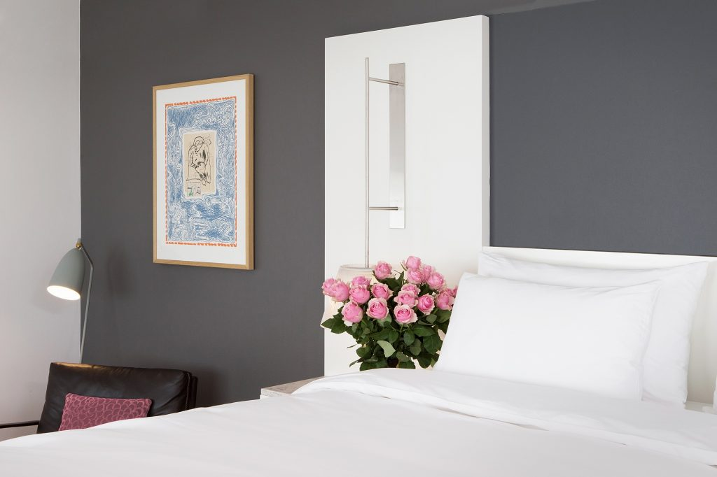 Radisson Blu Scandinavia Hotel, Oslo - rosa måned - oktober 2019