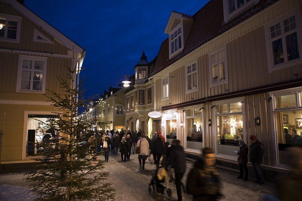 Julemarked i Småland - Jönköping - Eksjö