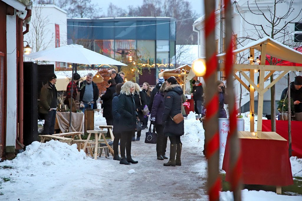 Julemarked - Astrid Lindgrens Näs - Småland - Kalmar