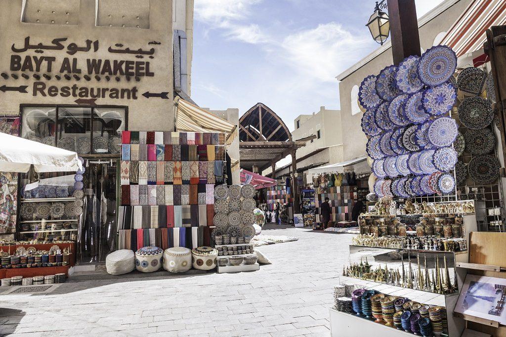 Dubai - Souk - arabisk bazar