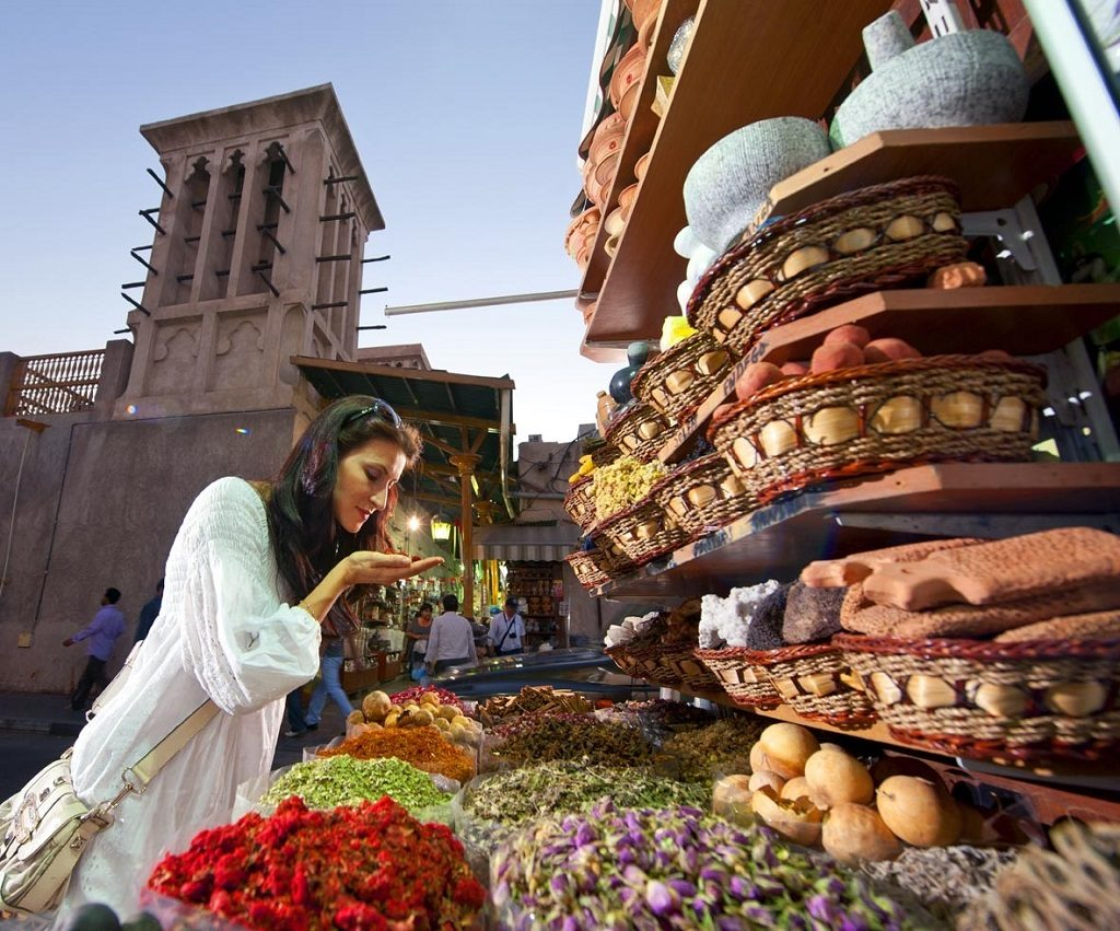 Dubai - Souk - Kryddermarked
