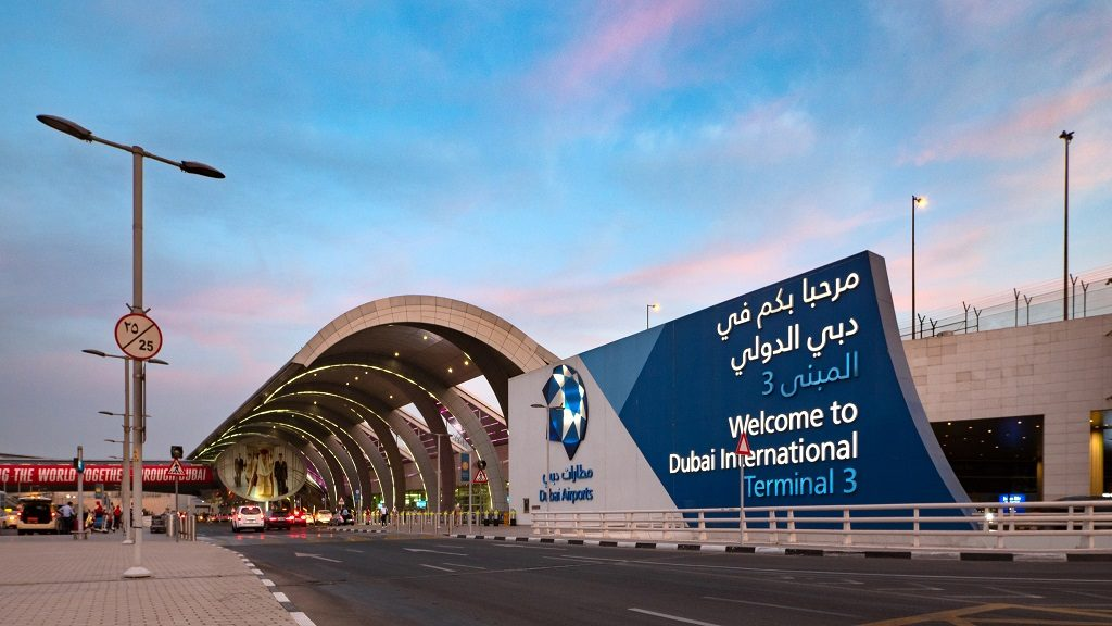 Terminal 3 - Dubai International Airport - DXB