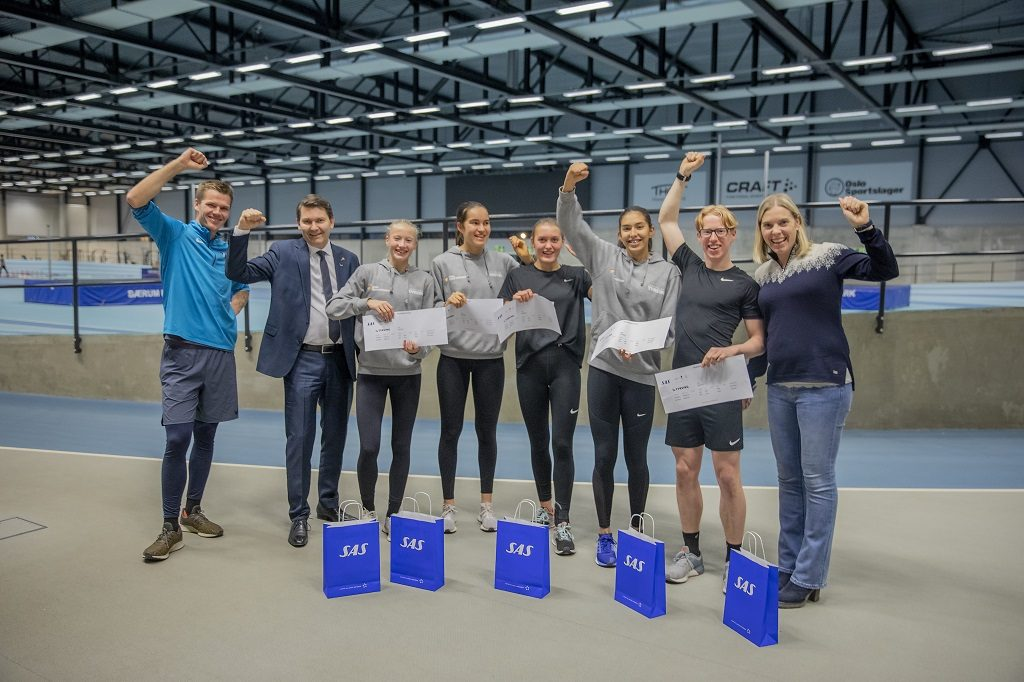 SAS - Future Olympians - Tyrving fra Norge