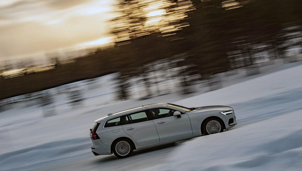 NAF - Motor - Vinterdekktest 2019