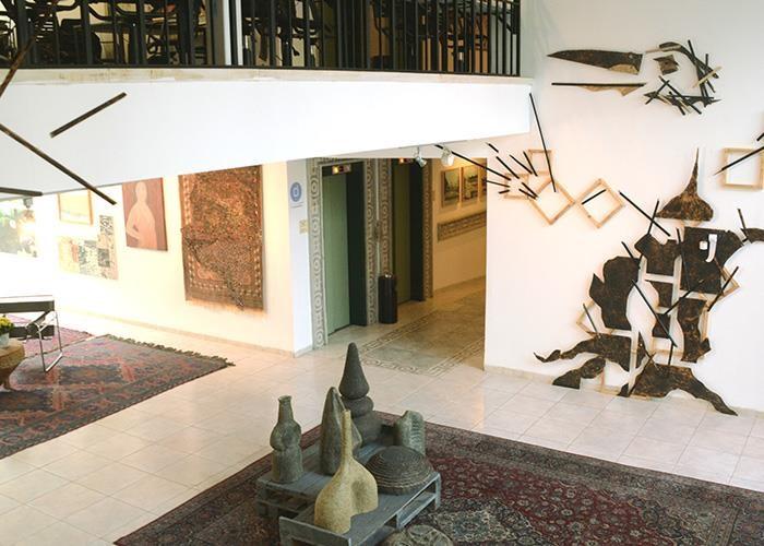 Diaghilev Live Art Suites - Hotel - Tel Aviv - Jaffa - Israel