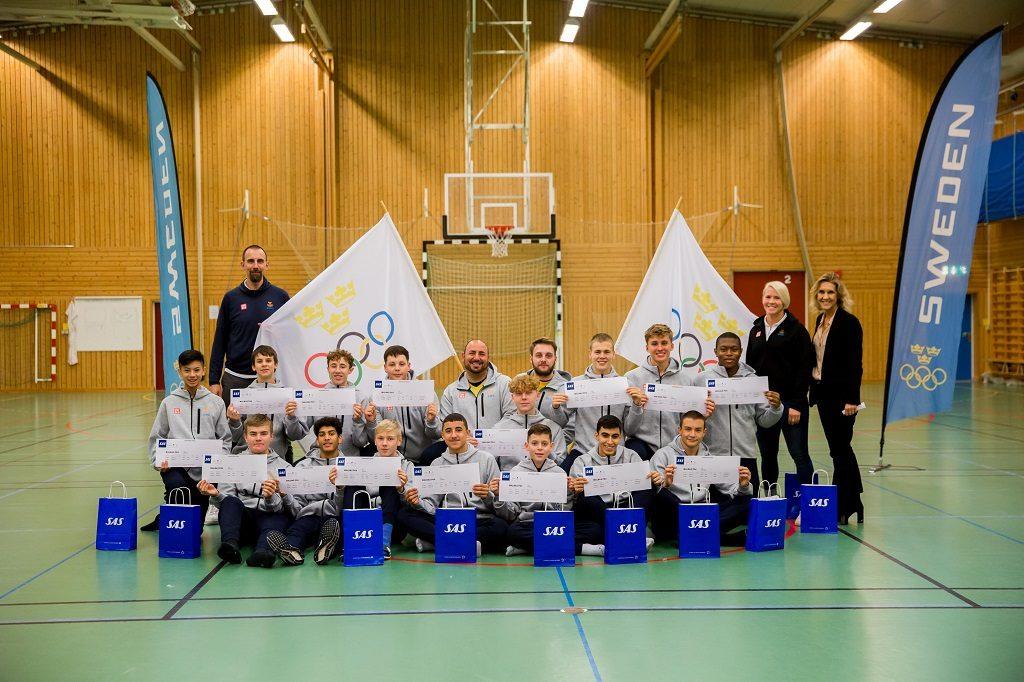 SAS - Future Olympians - Malbas fra Malmø