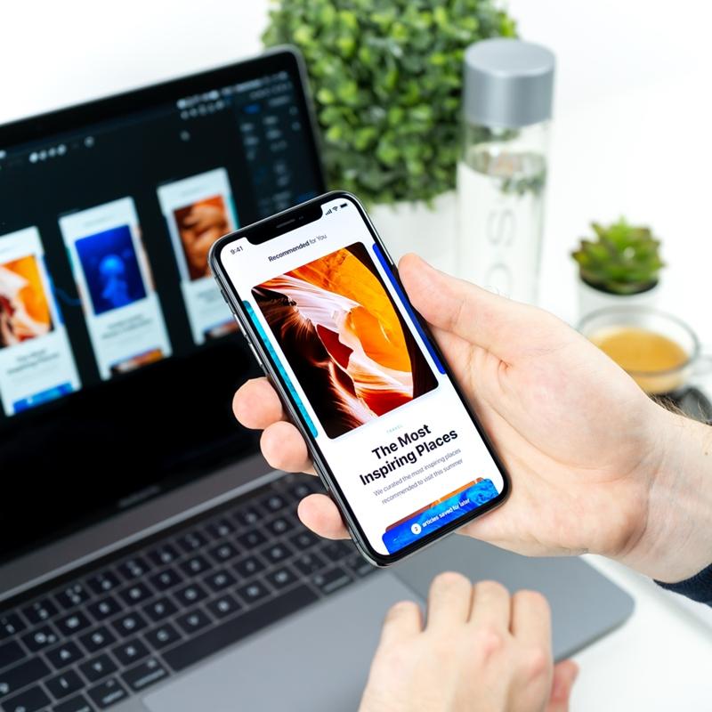 HomeAway.no - reisebestilling - Smartphone - online
