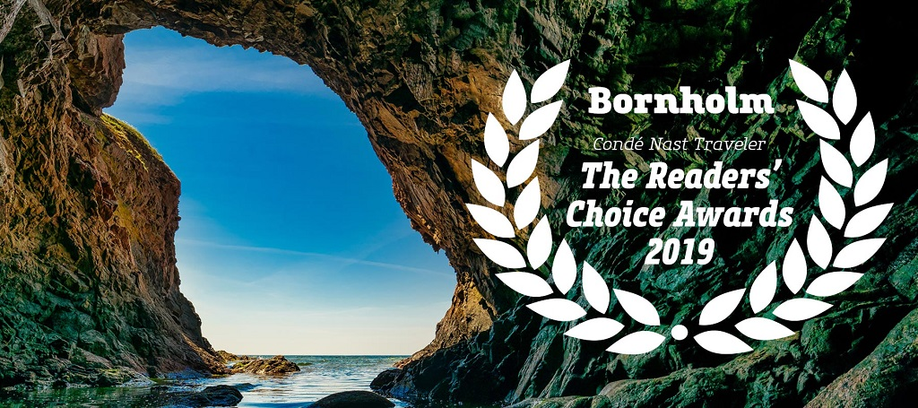 Bornholm - Conde Nast Traveler - Readers Choice - 2019