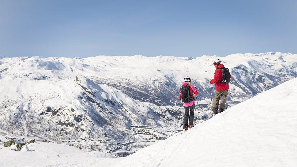 Hemsedal - Skidestinasjon - Buskerud - Oversikt