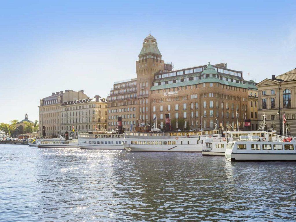 Radisson Collection Strand Hotell - Stockholm - Sverige