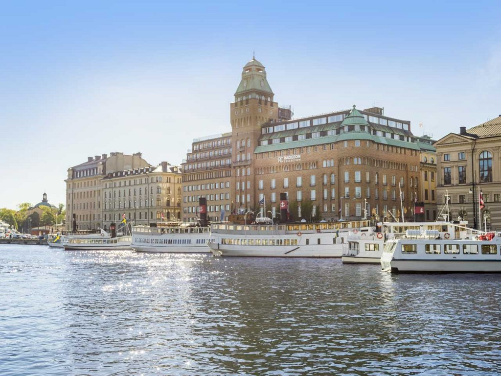 Radisson Collection Strand Hotell - Stockholm - Sverige