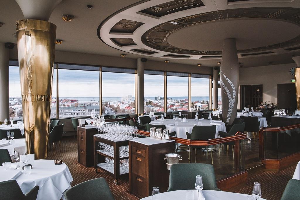 Grillið - Restaurant - Reykjavik - Radisson