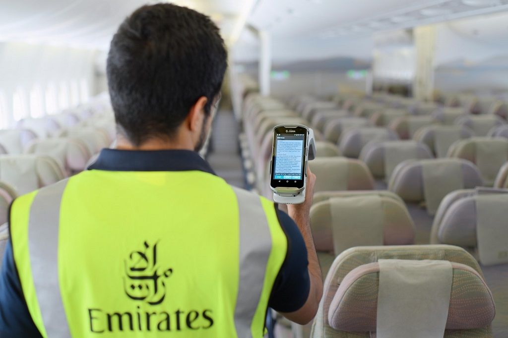 Emirates - RFID (Radio Frequency