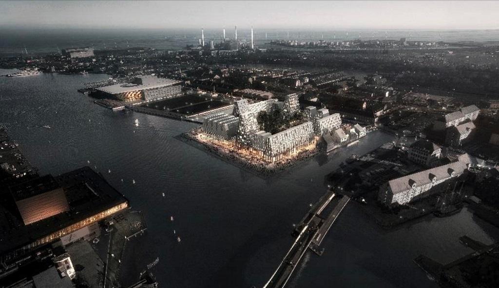 25hours Hotel Paper Island Copenhagen - København - Danmark