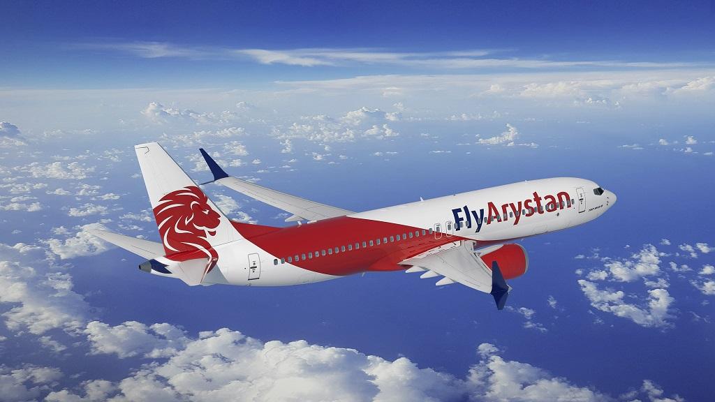 FlyArystan- Air Astana - Boeing 737MAX