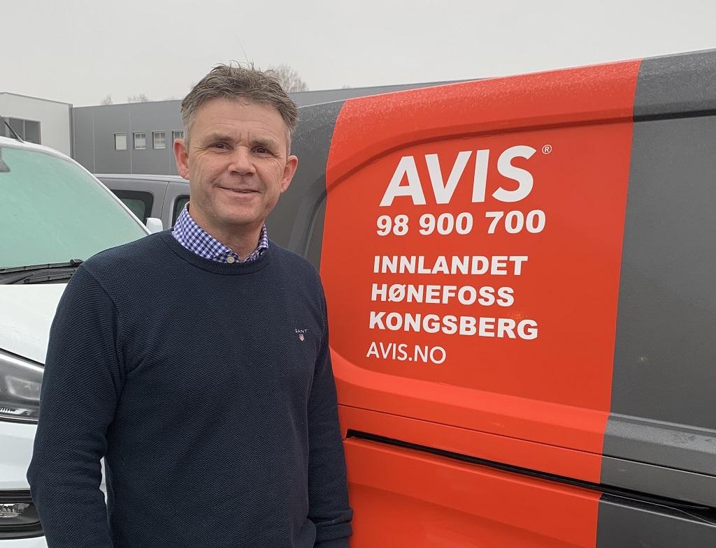 Asle Fjelldal - Avis Bilutleie - Fjelldal bilutleie - Hønefoss