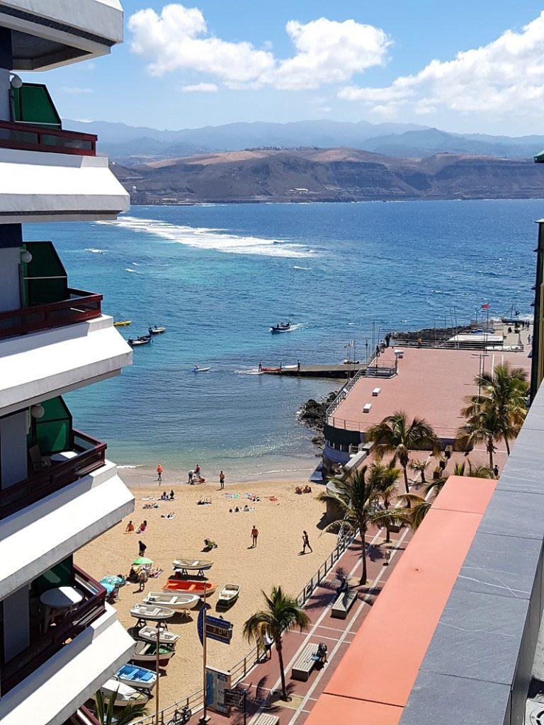 Canteras Suites Apartments- Las Palmas- Gran Canaria - Kanariøyene