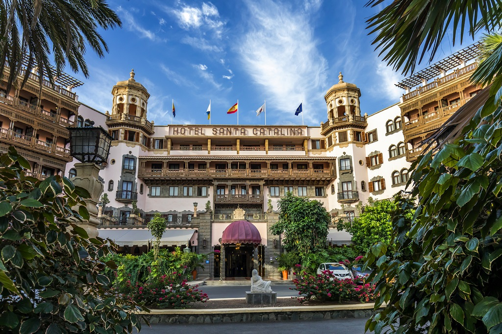 Santa Catalina Royal Hideaway Hotel - Gran Canaria - Kanariøyene