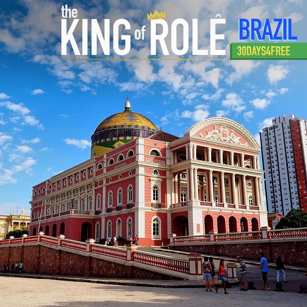 Brasil - Kampanje - Kongen av Rolê