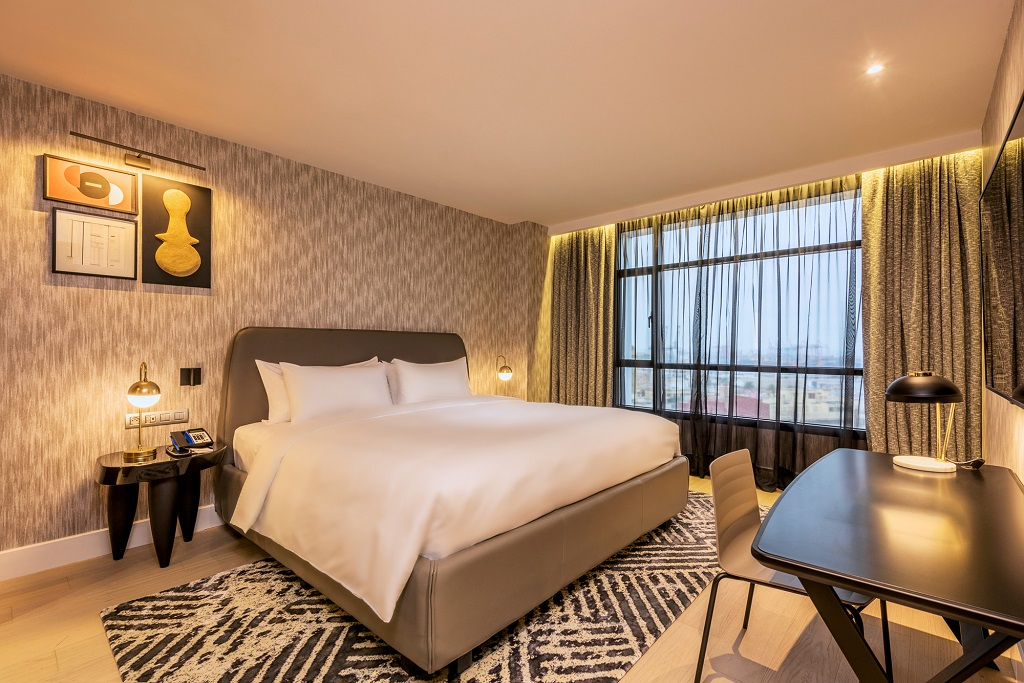 Radisson Blu Hotel, Casablanca City Center - Marokko